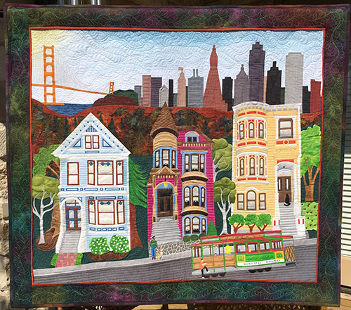Painted Ladies by Margery O. Hedges