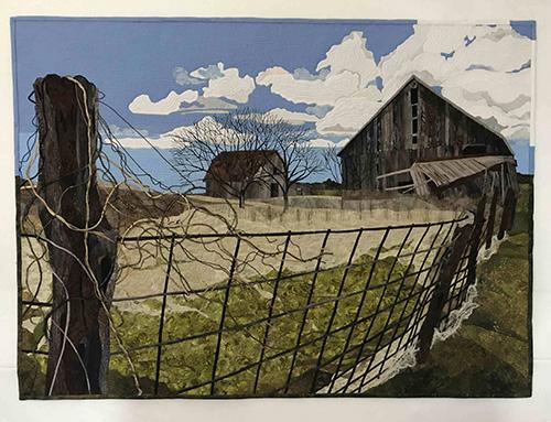 Missouri Barn by LeAnn Hileman