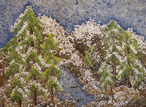 Winter Splendor by Nancy Ryan